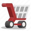 basket, cart, shop, supermarket icon