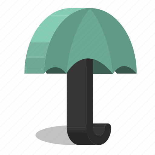 dome, protection, rain, security, umbrella icon