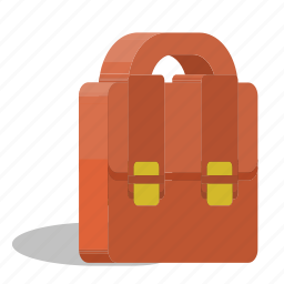 archive, bag, briefcase, bussines icon