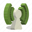antenna, radio, wave, wifi icon