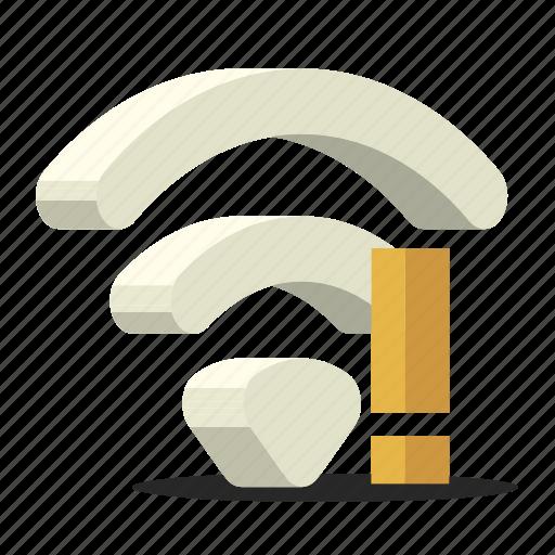 internet, wifi icon