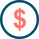 business, money, pay, sign, web icon