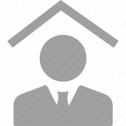 agents, estate, house, negotiations icon