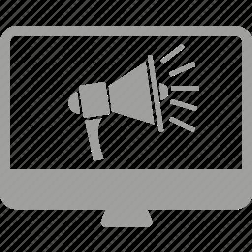 ads, marketing, online, online marketing icon