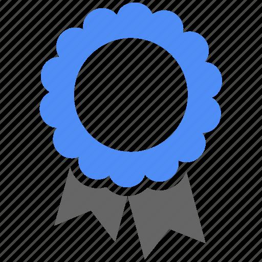 achievement, award, badge, bookmark, excellent, favorite, success icon