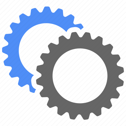 configuration, gears, options, process, repair, settings, tools icon