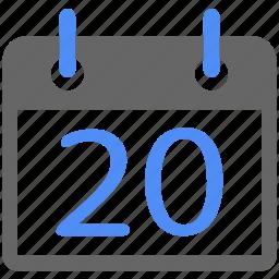 appointment, calendar, date, deadline, milestones, schedule, working scheduk icon