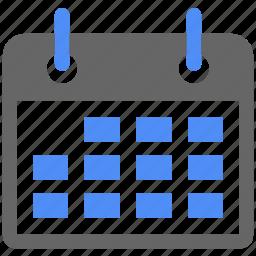 appointment, calendar, date, deadline, month, schedule, working scheduk icon