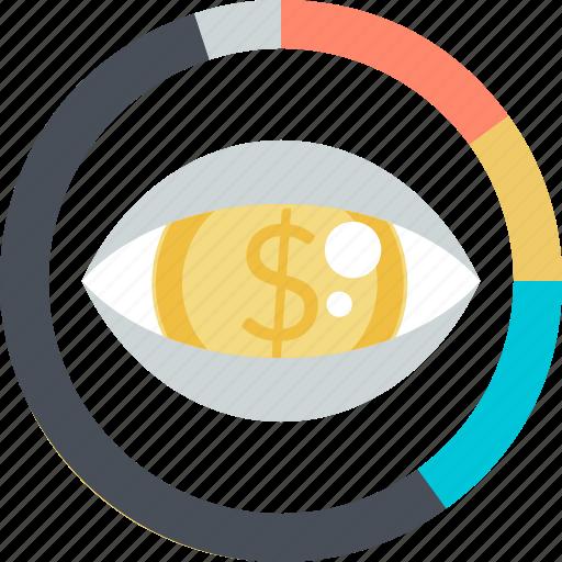 analytics, business, chart, control, finance, flat design, money icon