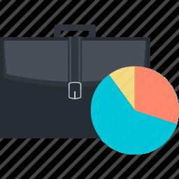business, company, flat design, plan, planning, presentation icon