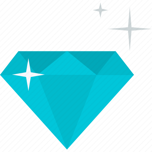 diamond, flat design, premium, service, vip icon