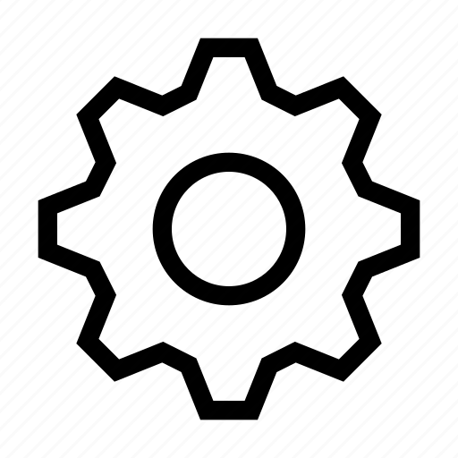 Cog, config, gear, menu, preferences, configuration, settings icon - Download on Iconfinder