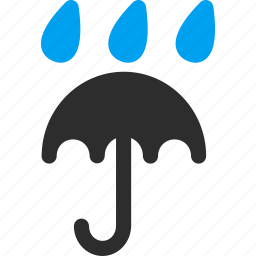 care, financial insurance, rain protection, safety, security, umbrella, weather icon