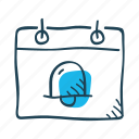 alert, attention, bell, business, notification, ring icon