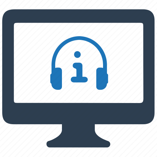 Customer service, information, online support, support icon - Download on Iconfinder
