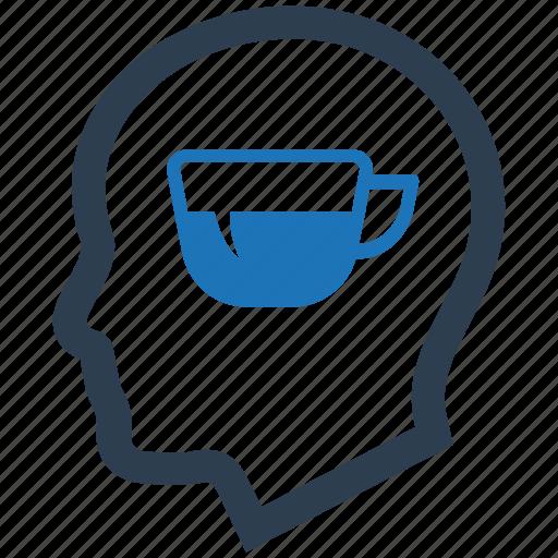 Fresh idea, idea, refreshment icon