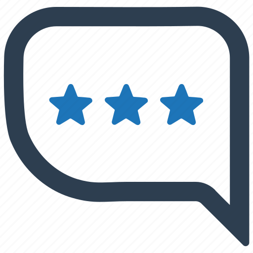 feedback, quality, rating, review icon