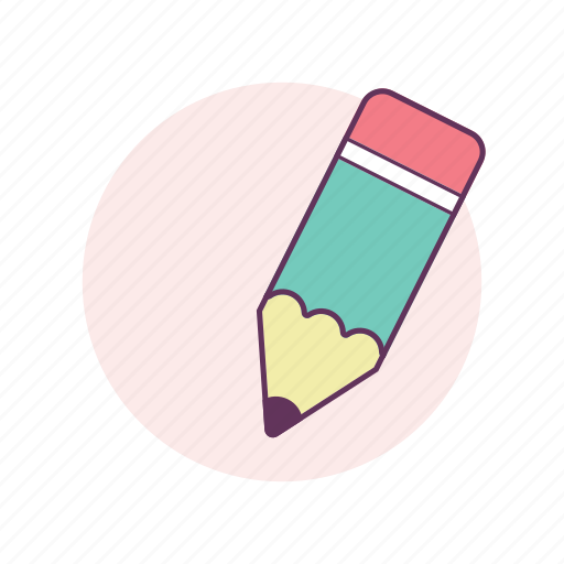 business, contract, drawing, notes, pencil, writing icon