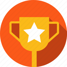 awards, goblet, success, win icon