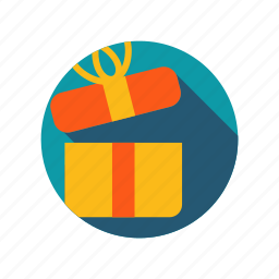 box, gift, mail, package, present, shipping, suprise icon