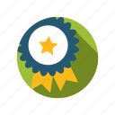 award, competition, medal, reward, winner icon