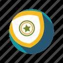 anti-virus, work, computer, shield, protection