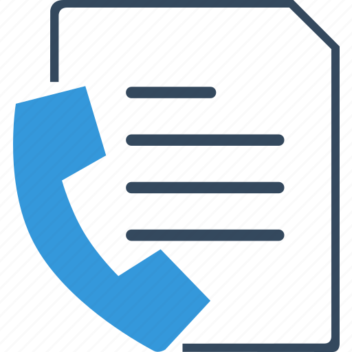 Fax, paper, phone, telephone, number, sheet, tel icon - Download on Iconfinder