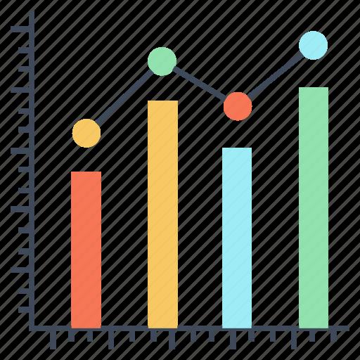 analytics, chart, diagram, graph, statistic icon