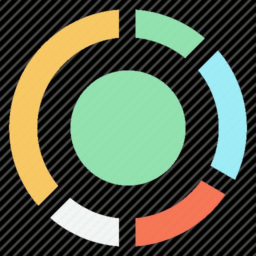 chart, diagram, graph, mathematics, statistics icon