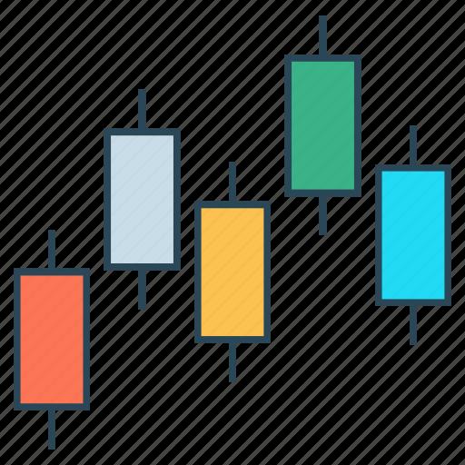 analytics, chart, graph, mathematics, statistics icon