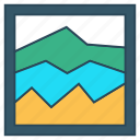analytics, chart, diagram, graph, statistics icon
