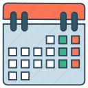 calendar, date, deadline, event, schedule icon