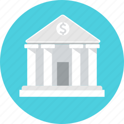 bank, checking account, credit, currency, finance, money, payment icon