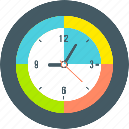 appointment, clock, hour, time, timer, wait, watch icon