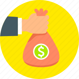 cash, dollar, finance, investment, money, profit, savings icon