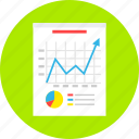 analysis, balance, chart, diagram, graph, report, statistic icon