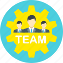 business, crew, group, squad, team, users, work icon