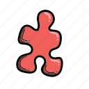 game, jigsaw, piece, puzzle