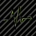 arrow, beat, heart