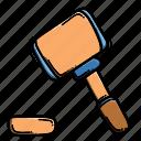 criminal, hammer, judgment, justice, lawyer, wood