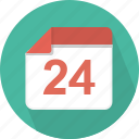 agenda, calendar, date, event, plan, planner, programme icon