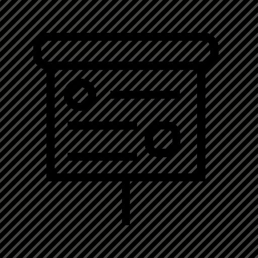 Briefing, powerpoint, presentation, slides icon - Download on Iconfinder