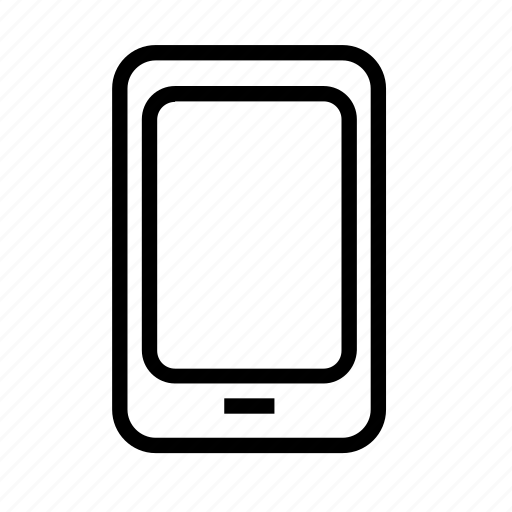 cell, contact, phone, smart, tablet icon