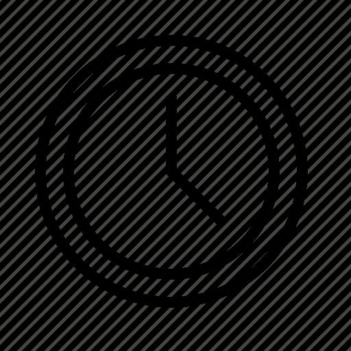 Clock, deadline, money, time icon - Download on Iconfinder