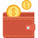 buy, cashback, coin, guardar, money, save, shopping, wallet icon