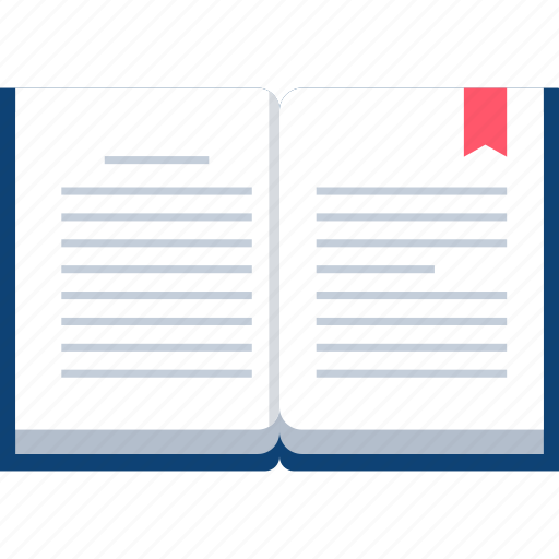 Book, bookmark, chaptor, history, lesson, page icon - Download on Iconfinder