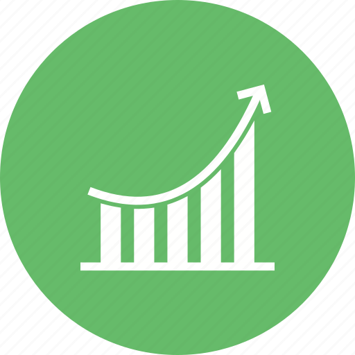 Bar, business, chart, charts, graph, growth, progress icon - Download on Iconfinder