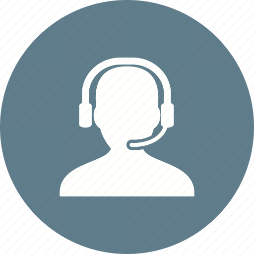 Call, center, customer, operator, phone, service, support icon - Download on Iconfinder