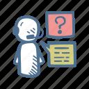 business, customer, department, finance, helpdesk, service icon