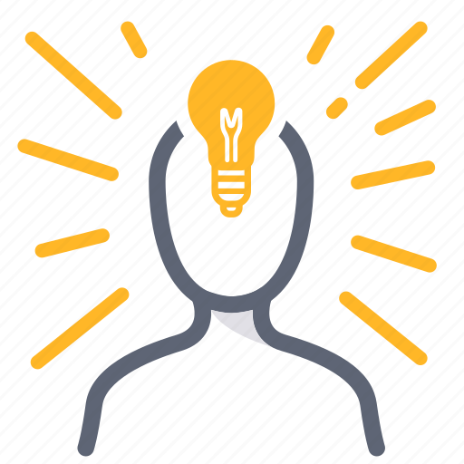 business, creative, development, idea, think icon